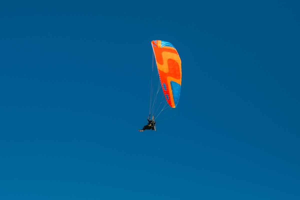 technique atterrissage paramoteur